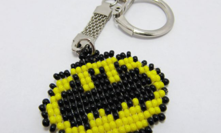 Bead Batman Logo DIY