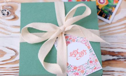 Easy DIY gift box