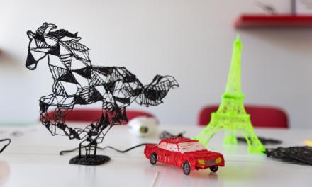A New 3D Printing Pen