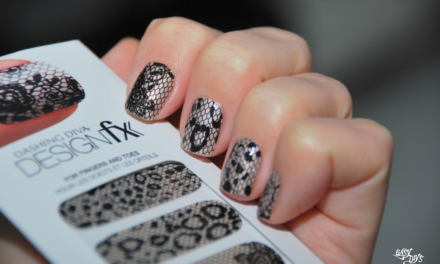 Nail art stamping tutorial