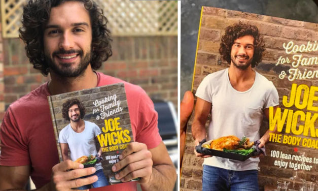 Cooking for Family & Friends – Joe Wicks