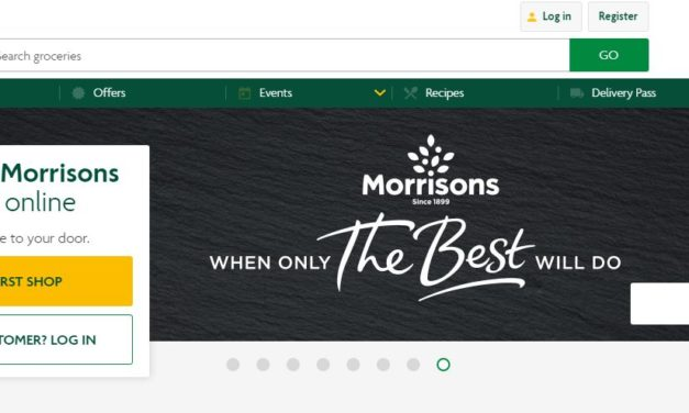 Morrisons Online Shopping